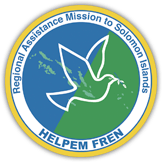 Regional Assistance Mission to Solomon Islands logo